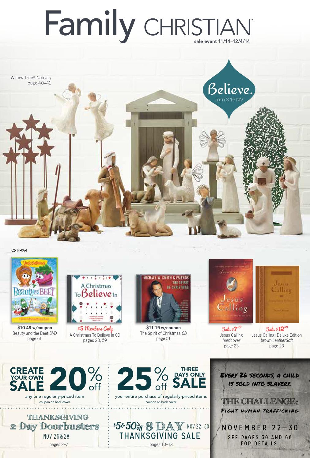 Family Christian Christmas 2 Catalog by Family Christian Stores - issuu
