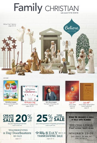 3c6fc20cac8c3 Family Christian Christmas 2 Catalog by Family Christian Stores - issuu