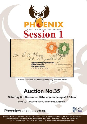 Auction 35 session 1 by Phoenix Auctions Pty Ltd issuu