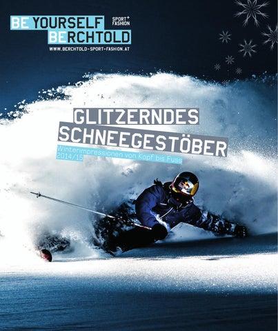 Berchtold Sport+Fashion Glitzerndes Schneegestöber 1415 by
