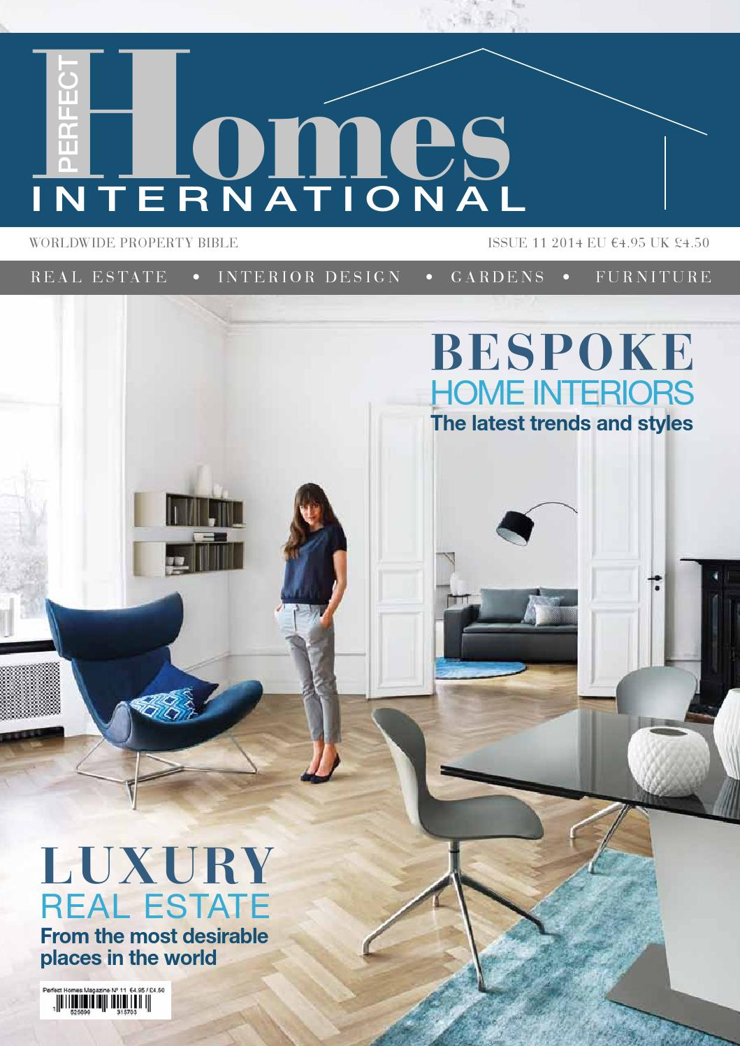 Perfect Homes International Magazine N 11 By Clearvision Marketing  # Muebles Joseph And Pool
