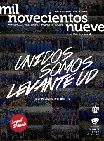 1909n6   milnovecientosnueve   Levante UD by  1909 - Revista Oficial ... 5339c41f2579c