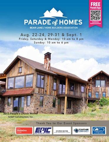 2014 Bear Lake Parade Of Homes By Utah Media Group Issuu