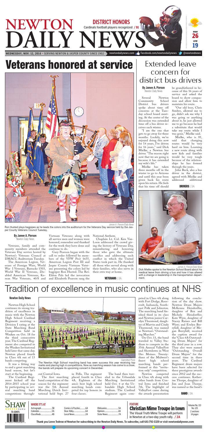 NDN-11-12-2014 by Shaw Media - issuu