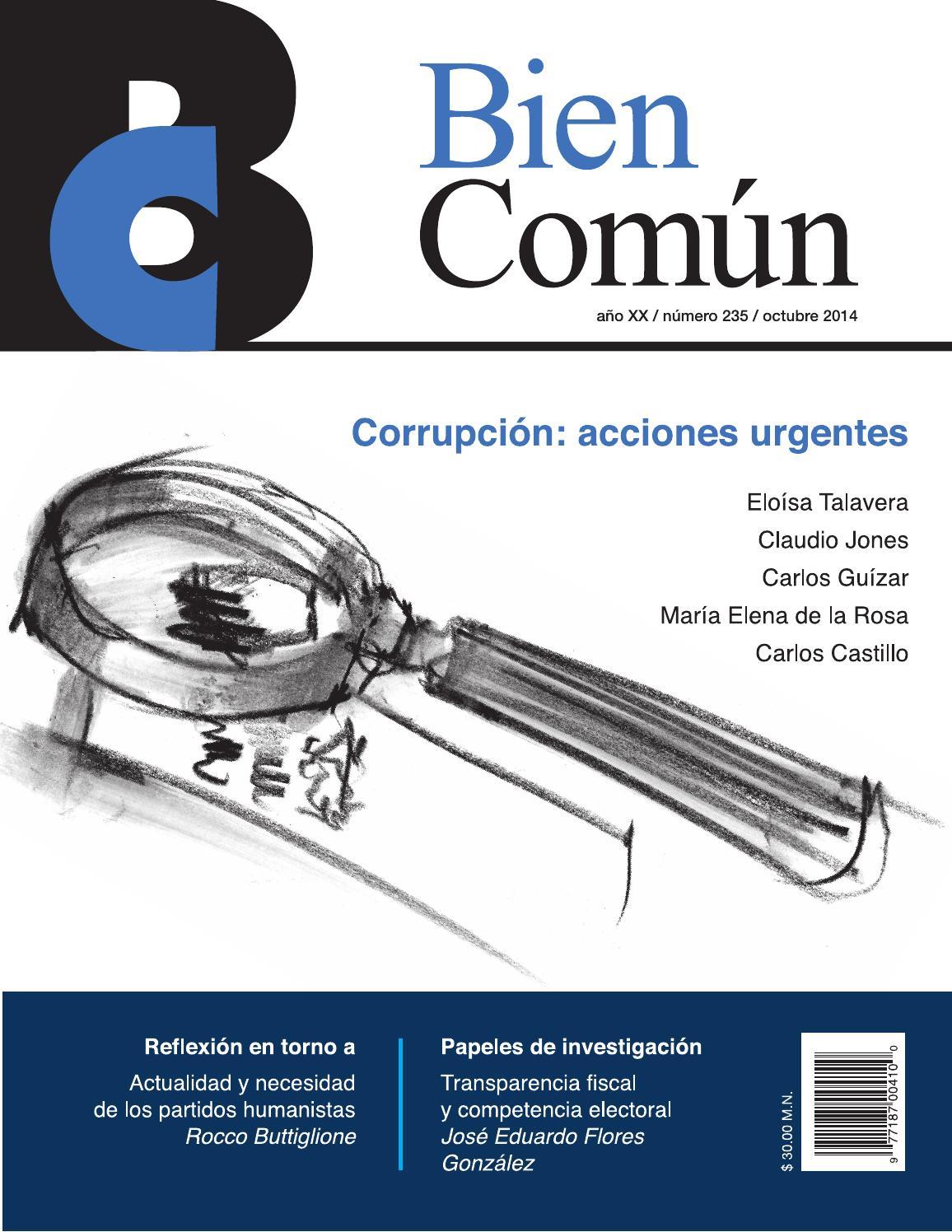 Bien Común 235 by Fundación Rafael Preciado Hernández - issuu