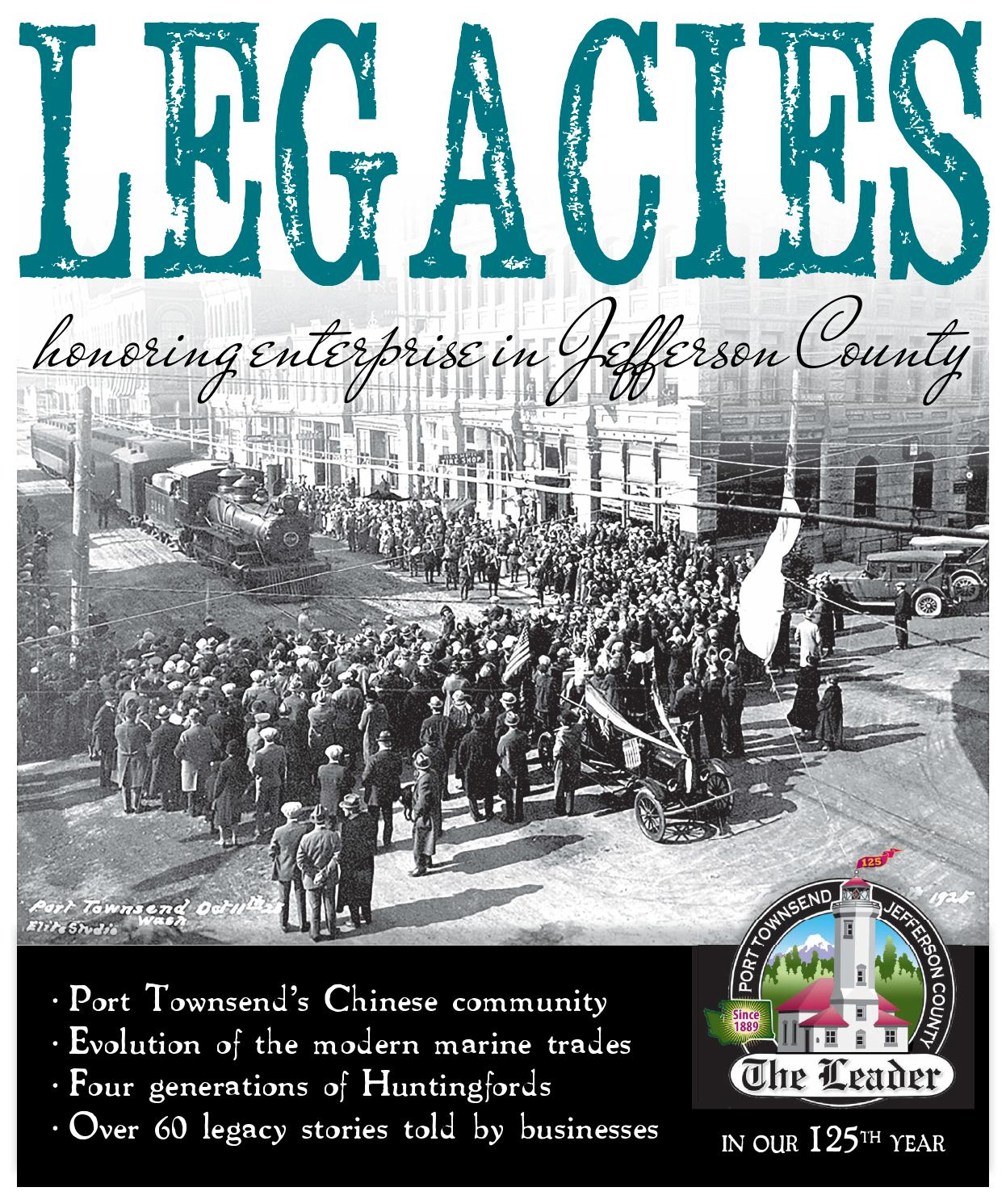 Legacies by port townsend leader issuu fandeluxe Image collections