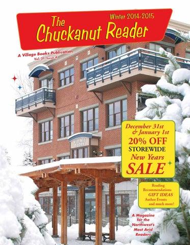 Chuckanut Reader Winter 20142015 By Village Books Paper Dreams