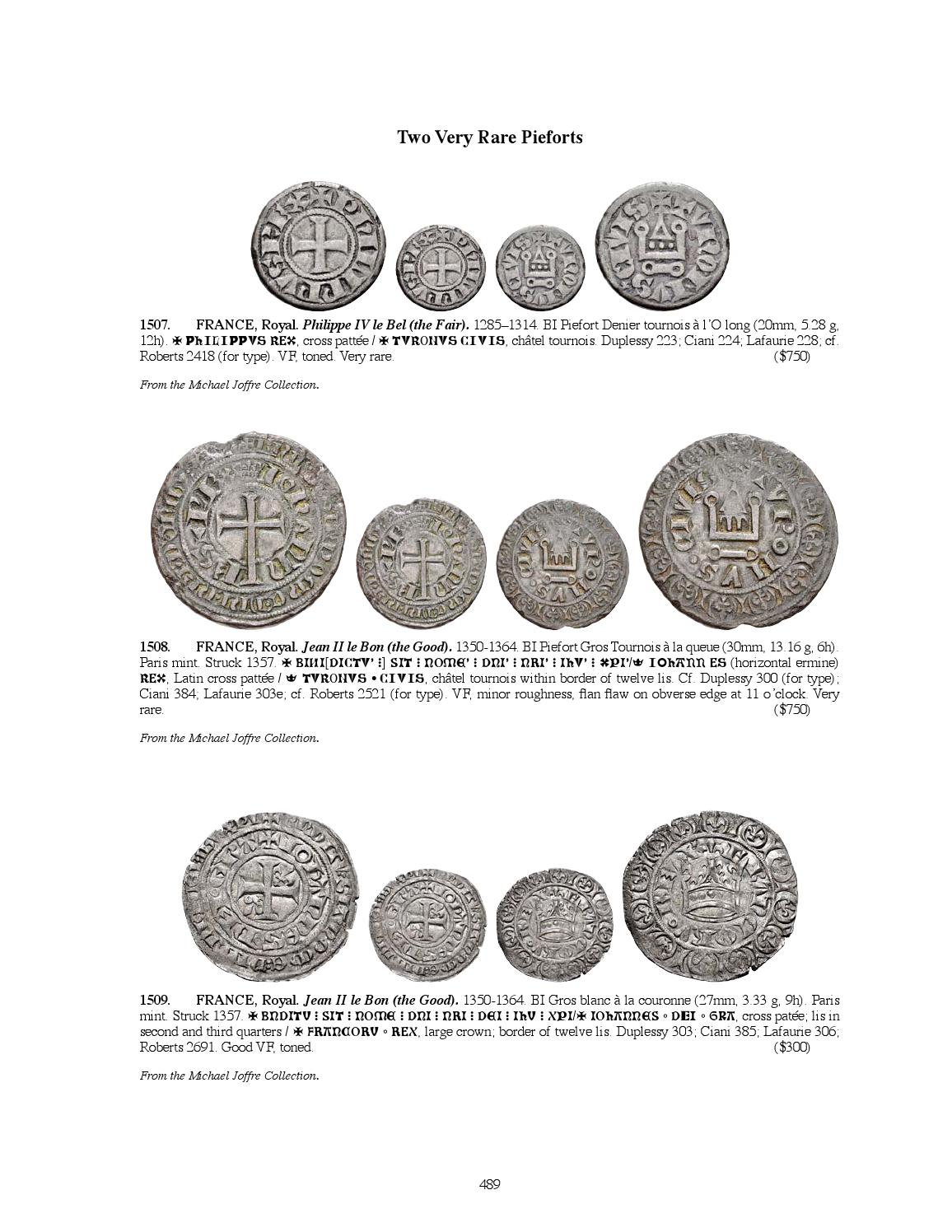 Cng Triton Xviii Sessions 3 4 By Classical Numismatic
