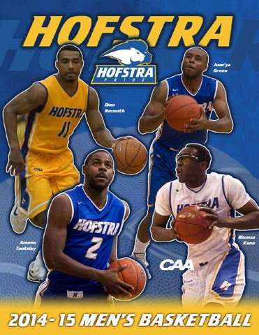 2014-15 Hofstra University Men s Basketball Guide by Hofstra ... 47a42afe4