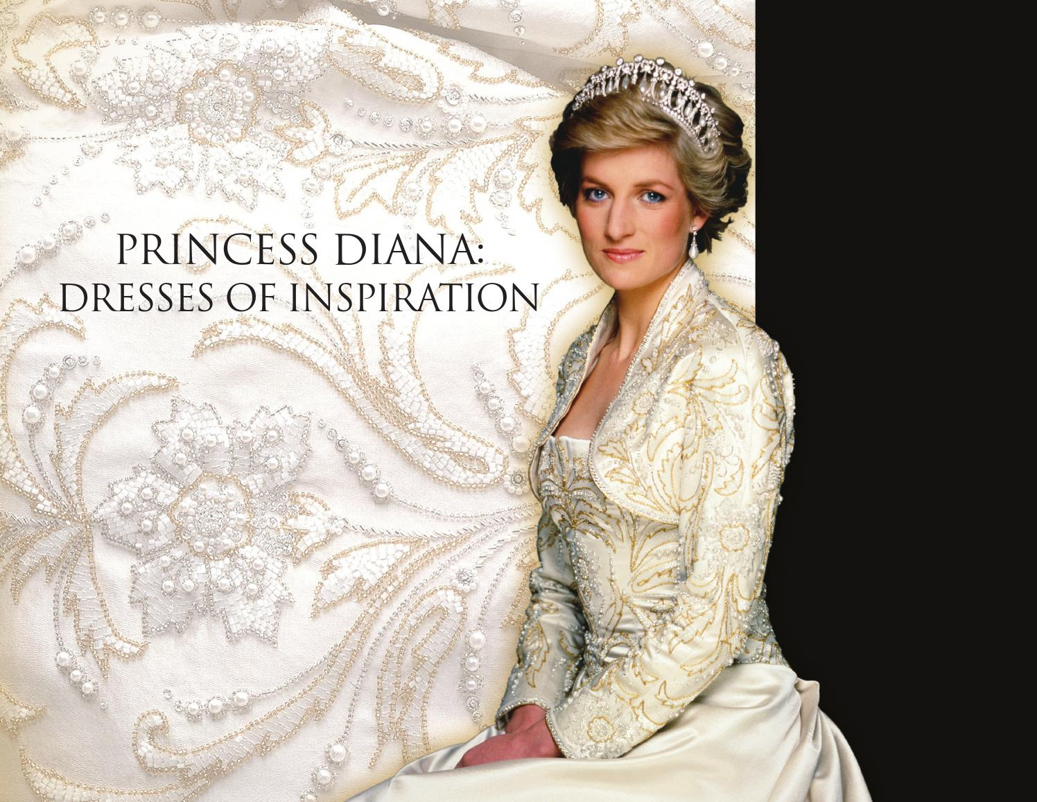 Princess Diana Dresses Of Inspiration By Medianation Issuu