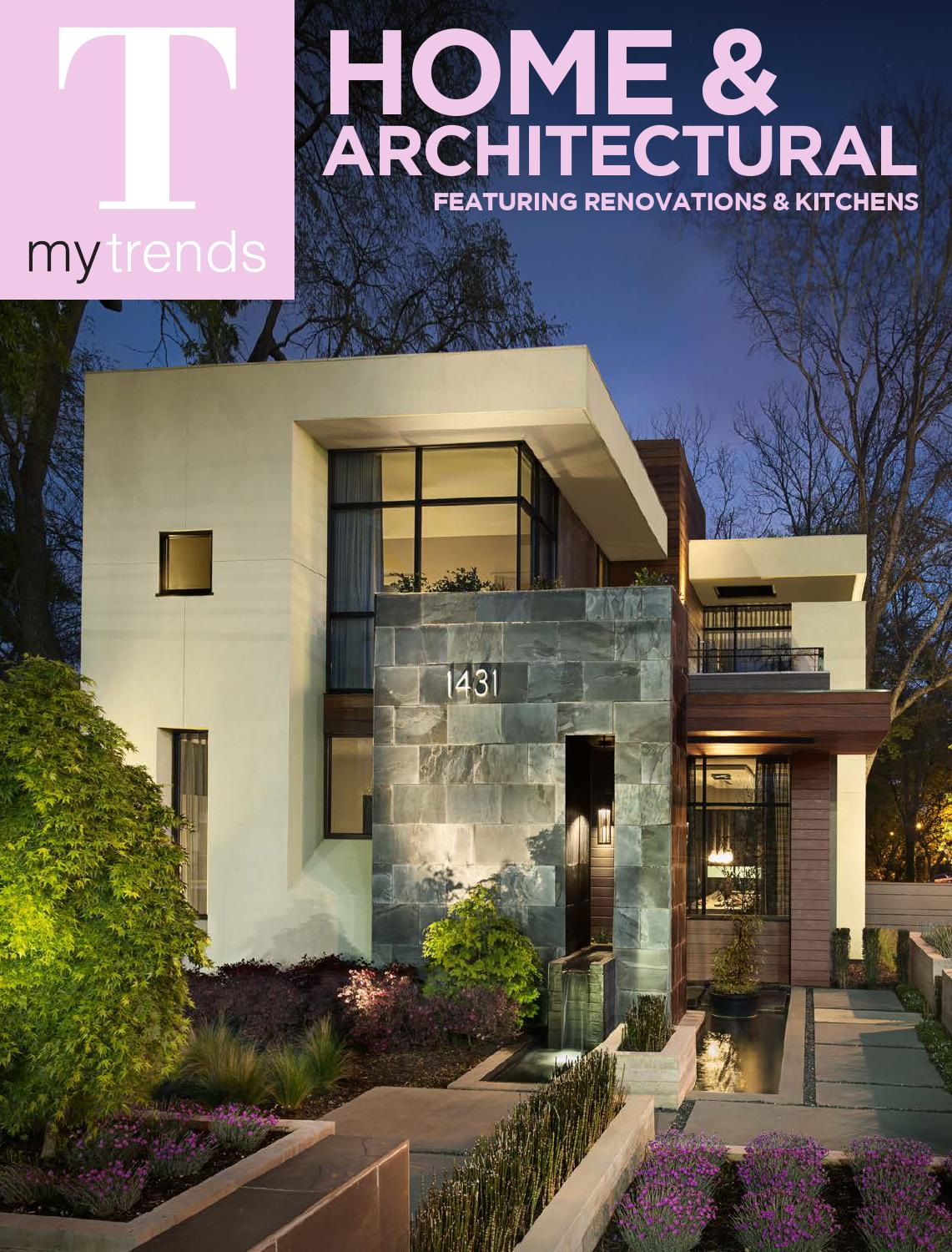 Home & Architectural Trends Magazine