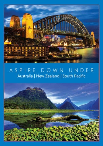Destination Australia, New Zealand & South Pacific 2015-16 by Aspire ...