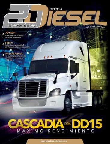 Edición 201 by Revista Motor a Diesel - issuu