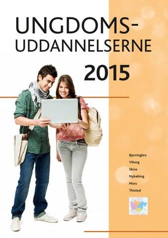 Viborg - Ungdomsuddannelserne 2015 by Jesper Dudal - issuu