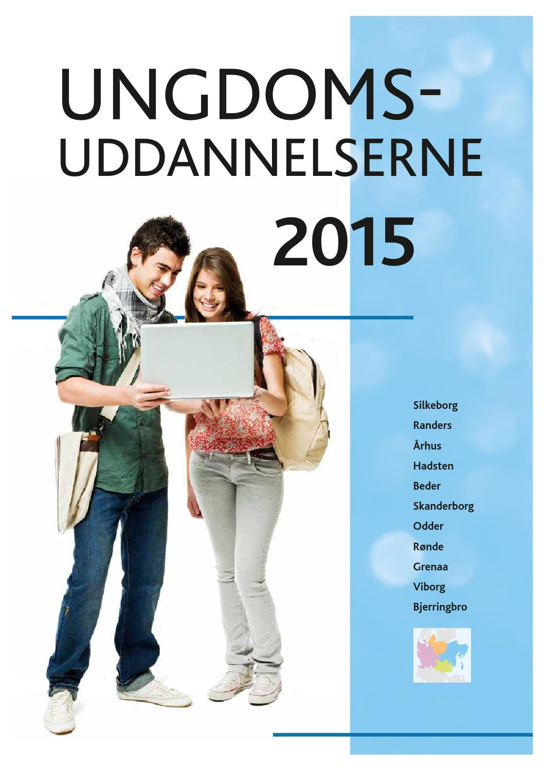 91cc60e59414 Aarhus - Ungdomsuddannelserne 2015 by Jesper Dudal - issuu