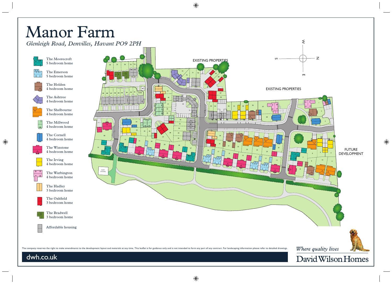 David Wilson Manor Farm By Newhomesforsale Co Uk Issuu