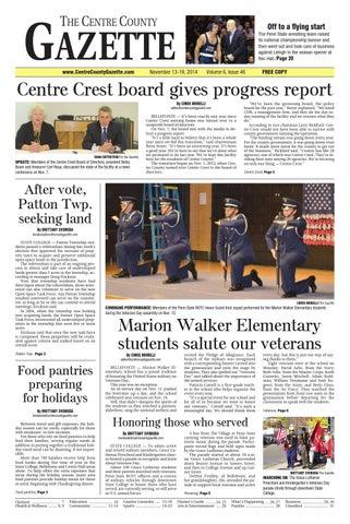 d01b3d66ed 11 13 14 centre county gazette by Centre County Gazette - issuu