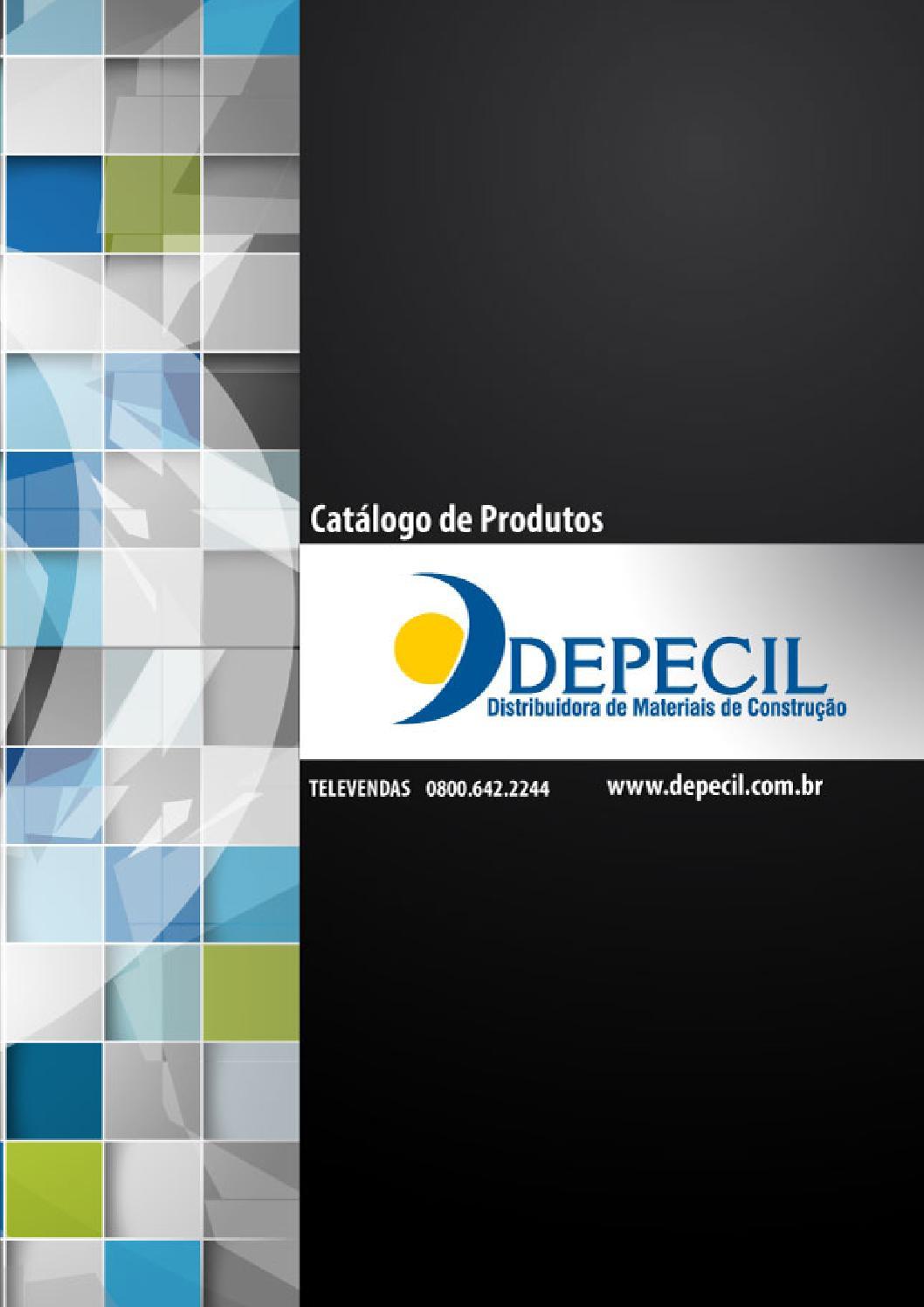Catálogo atualizado março depecil 2014 by Depecil - issuu b66ac32169