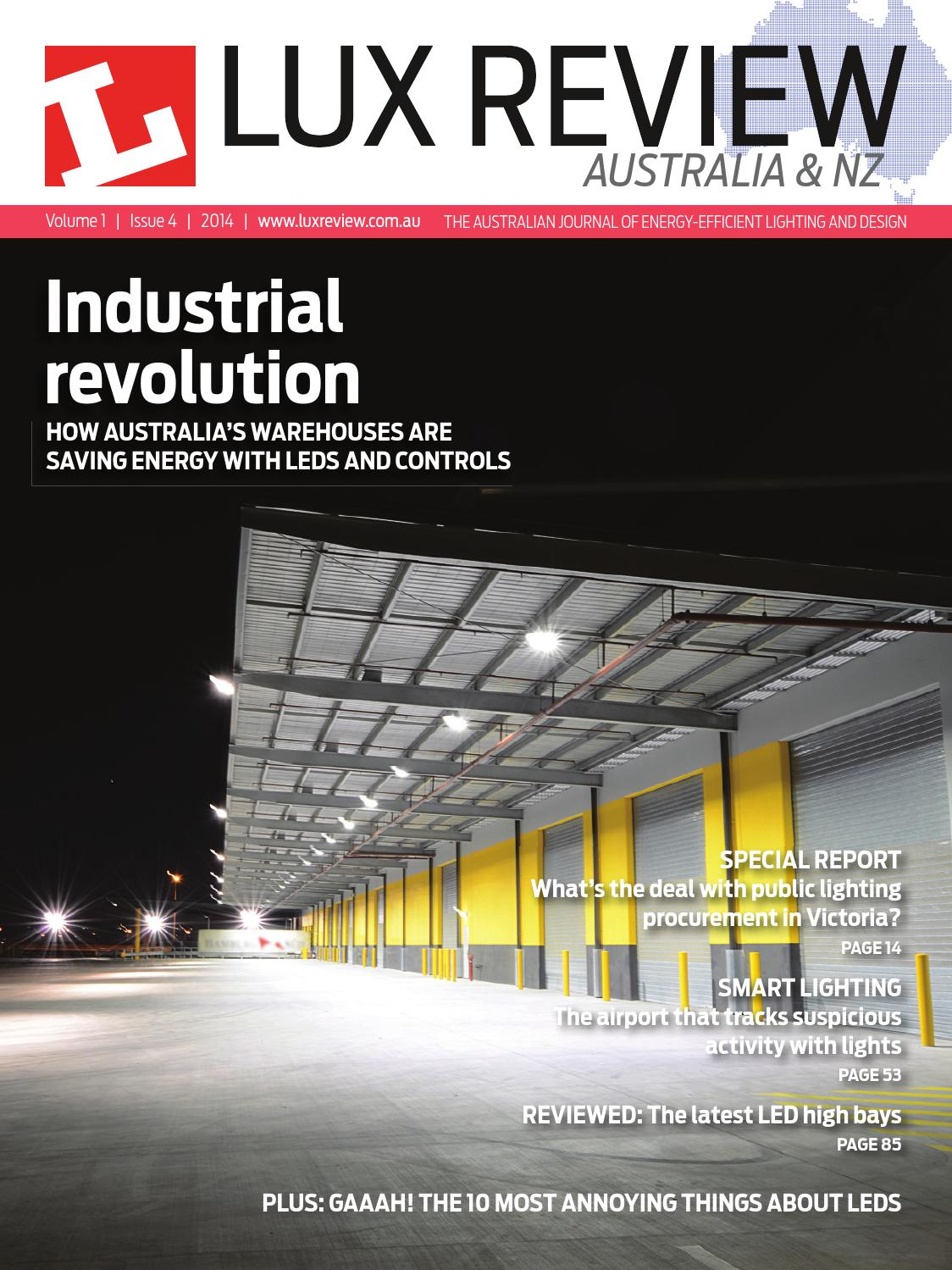 Lux Review Australia Nz Issue 4 By Revo Media Issuu Use A Relay Or Smart Switch With The 45 Watt Higher Halogen Lights