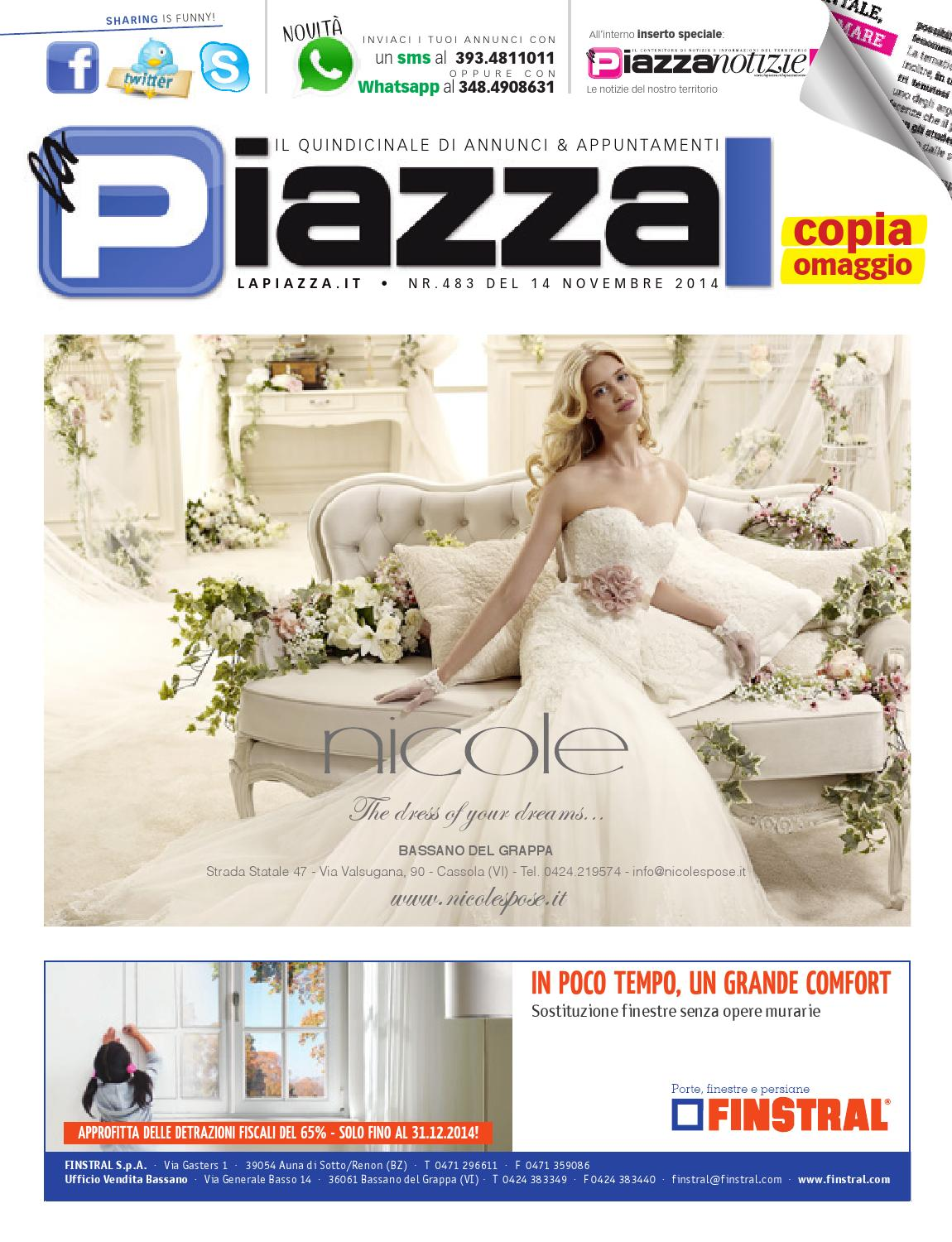 super popular d7aa3 cc93c 483 by la Piazza di Cavazzin Daniele - issuu