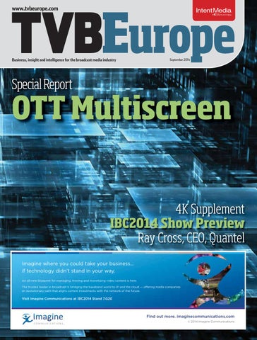 TVBE September 2014 digital edition by Future PLC - issuu