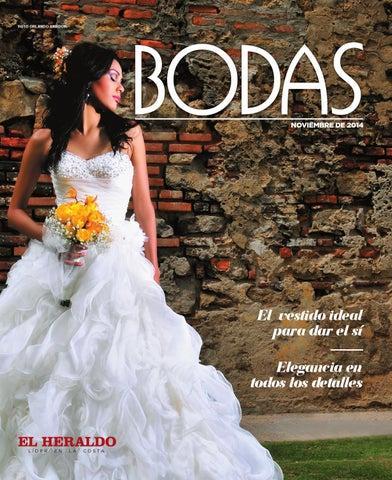 Bodas - El Heraldo by EL HERALDO S.A - issuu