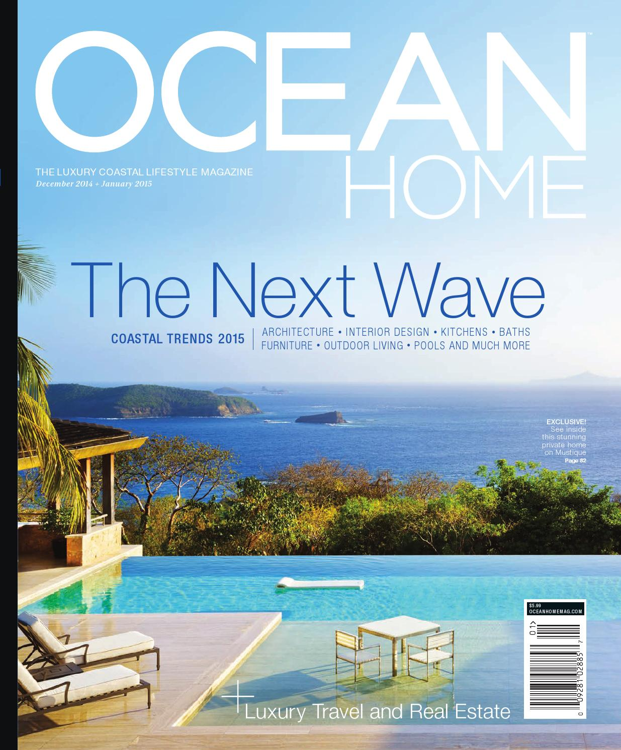 December 2014/January 2015 by Ocean Home Magazine - issuu