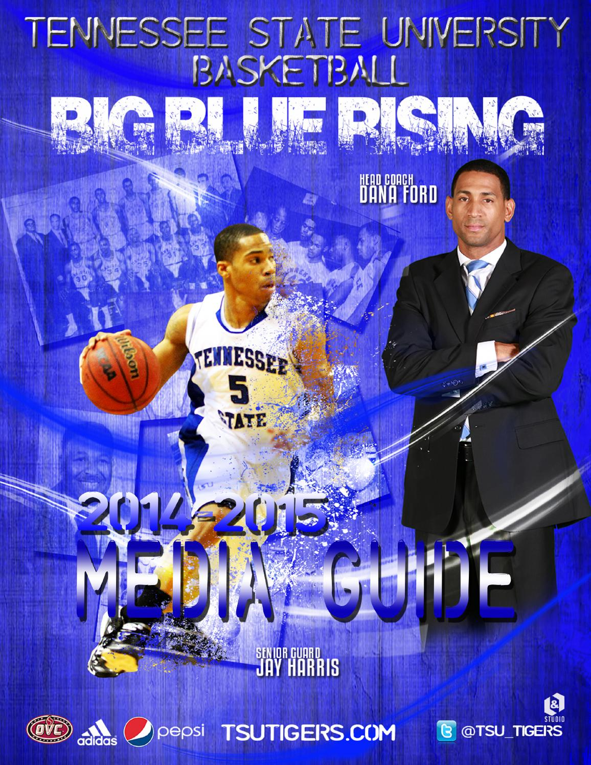 2014-15 TSU Men's Basketball Media Guide by TSUTIGERS - Issuu