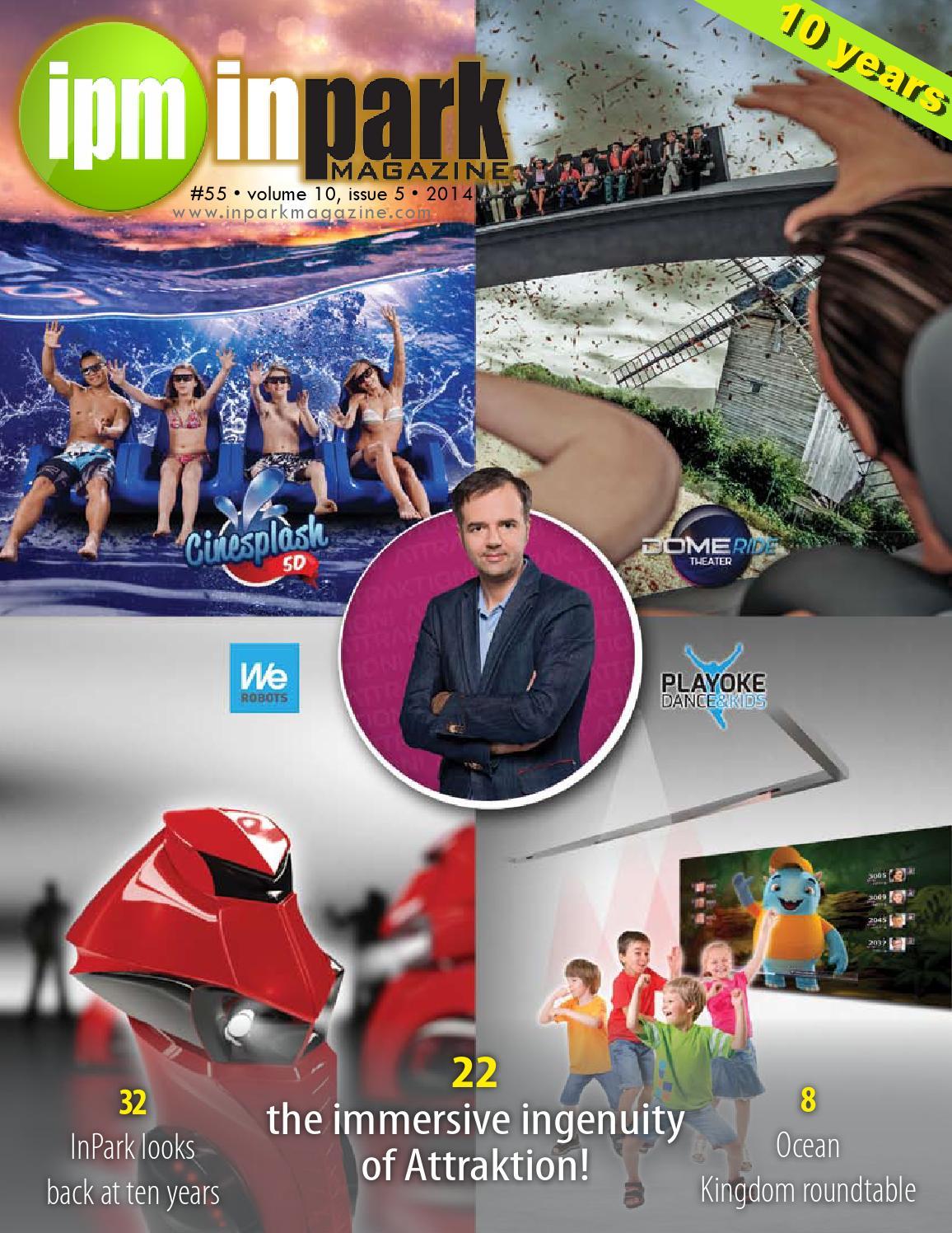 Inpark Magazine Issue 55 November 2014 By Inpark Magazine