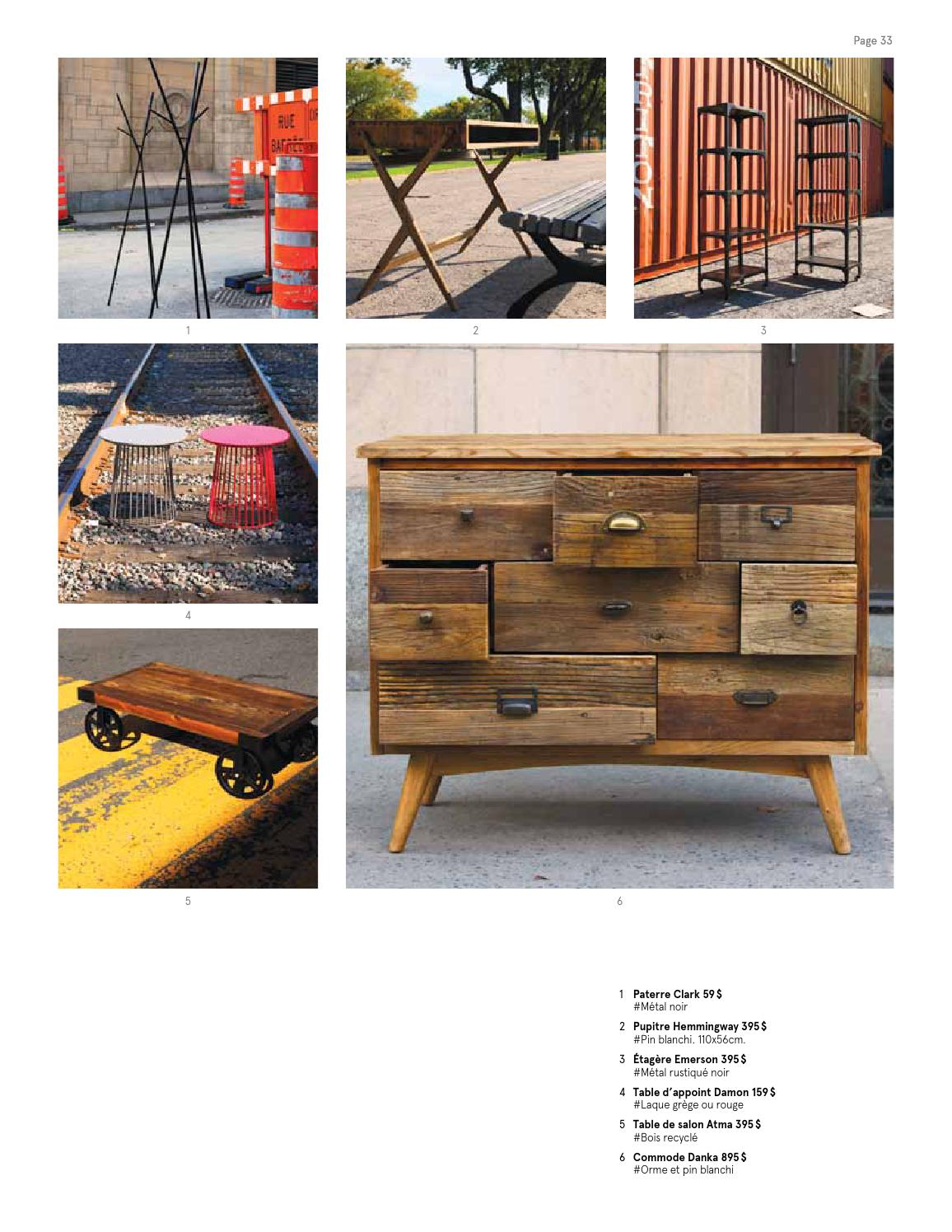 Catalogue Must 2015 By Maison Corbeil Issuu