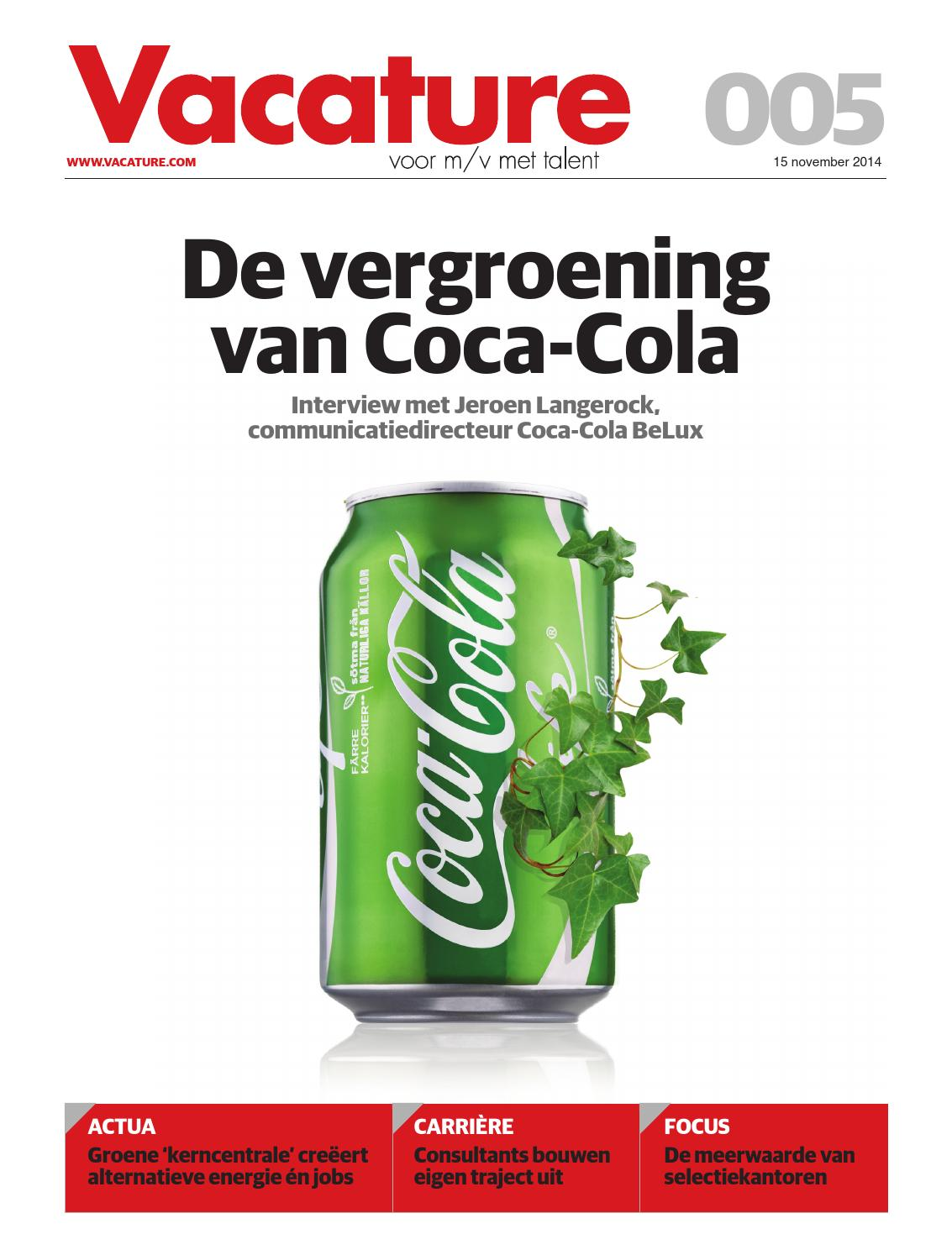 vacature magazine 15 11 2014 by jobs  u0026 careers cv