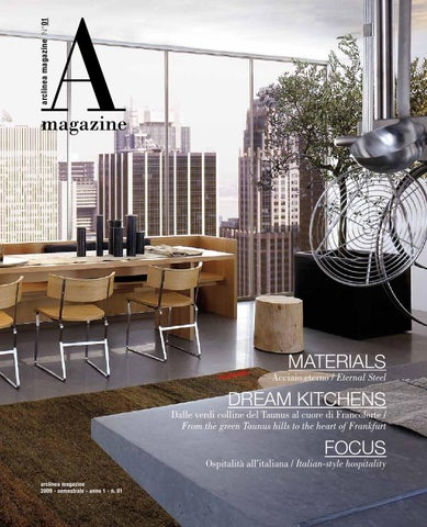 Arclinea Magazine 1 by Arclinea Arredamenti - issuu 40591382d81c
