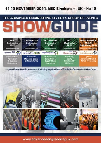 Uk tech events show guide 2014 by the magazine production company page 1 fandeluxe Choice Image
