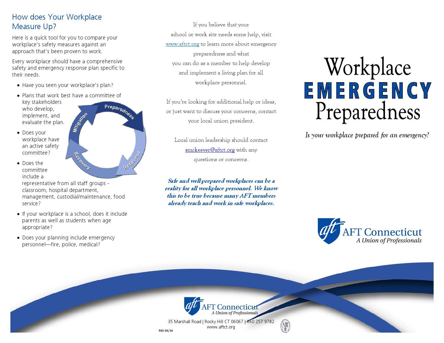 ACTIVE  Emergency Preparedness