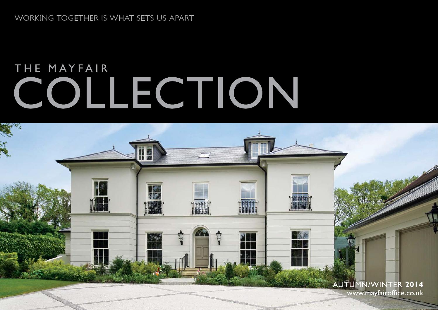 Mayfair Collection Autumn Winter 2014 By PelusaCreate