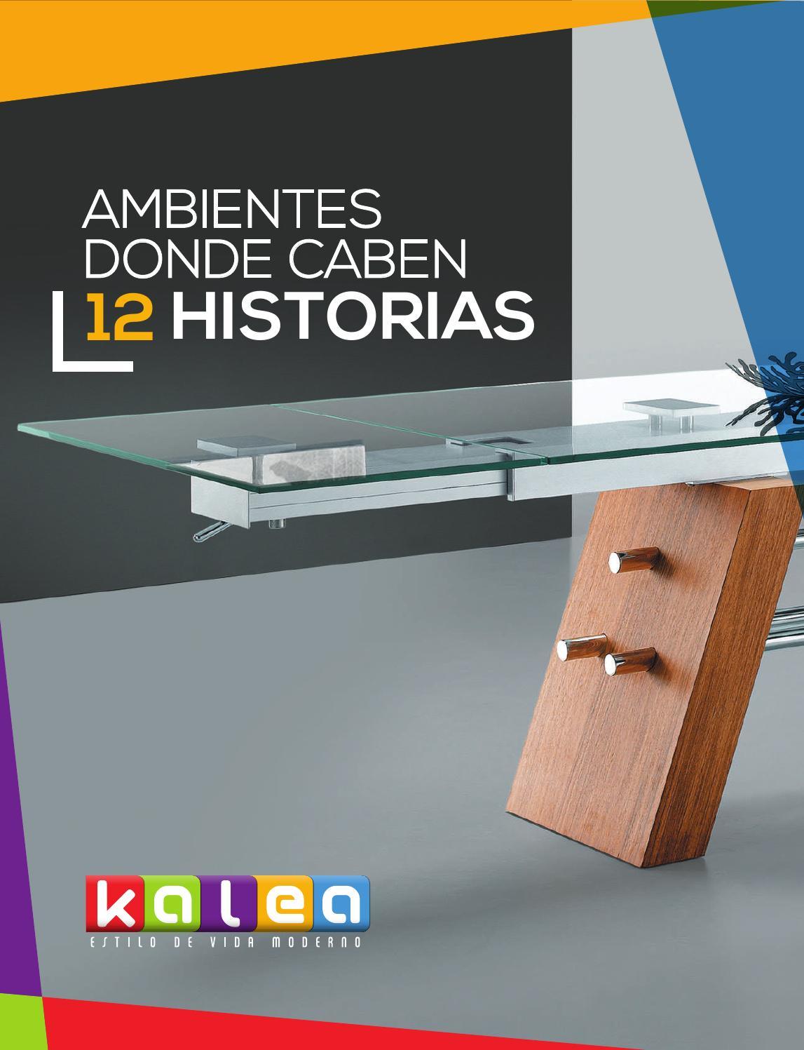 Catálogo de Kalea de fin del 2014 by Kalea Guatemala - issuu