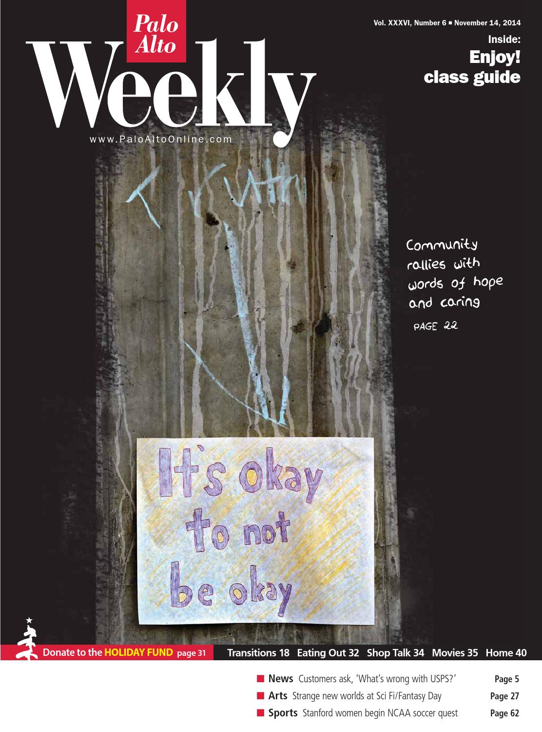 Palo Alto Weekly November 14, 2014 by Palo Alto Weekly - issuu adeff82c962e
