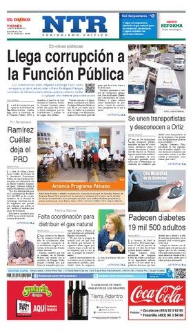 El Diario NTR by NTR Medios de Comunicación - issuu ae19054fe48