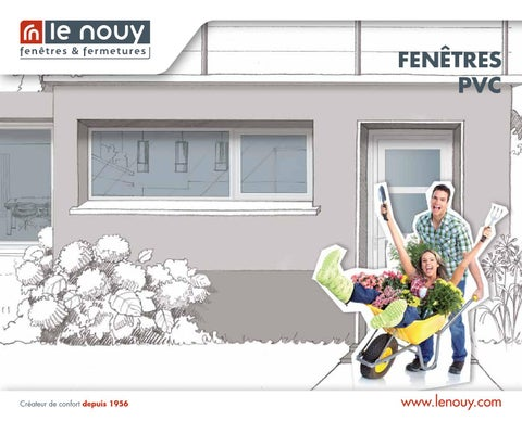 Catalogue Menuiserie Pvc By Lenouy Issuu