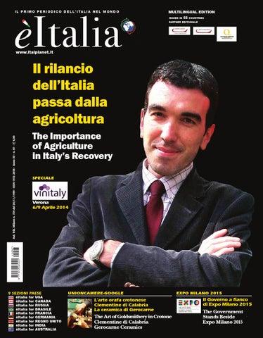 èitalia 97 – Il Primo Periodico dell Italia nel Mondo by èItalia - issuu 2da1f9b60d4