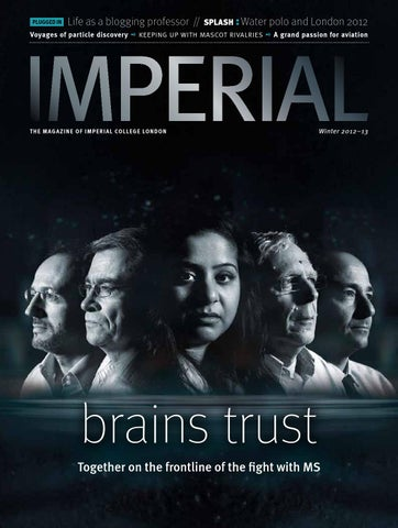 Imperial Issue 38 By Imperial College London Issuu