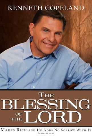 THE BLESSING OF THE LORD by Benson B Paul - issuu 33030e7b791f1