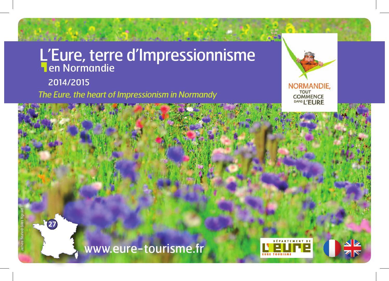 Du Pareil Au Meme Gisors l'eure, terre d'impressionnisme en normandieeure