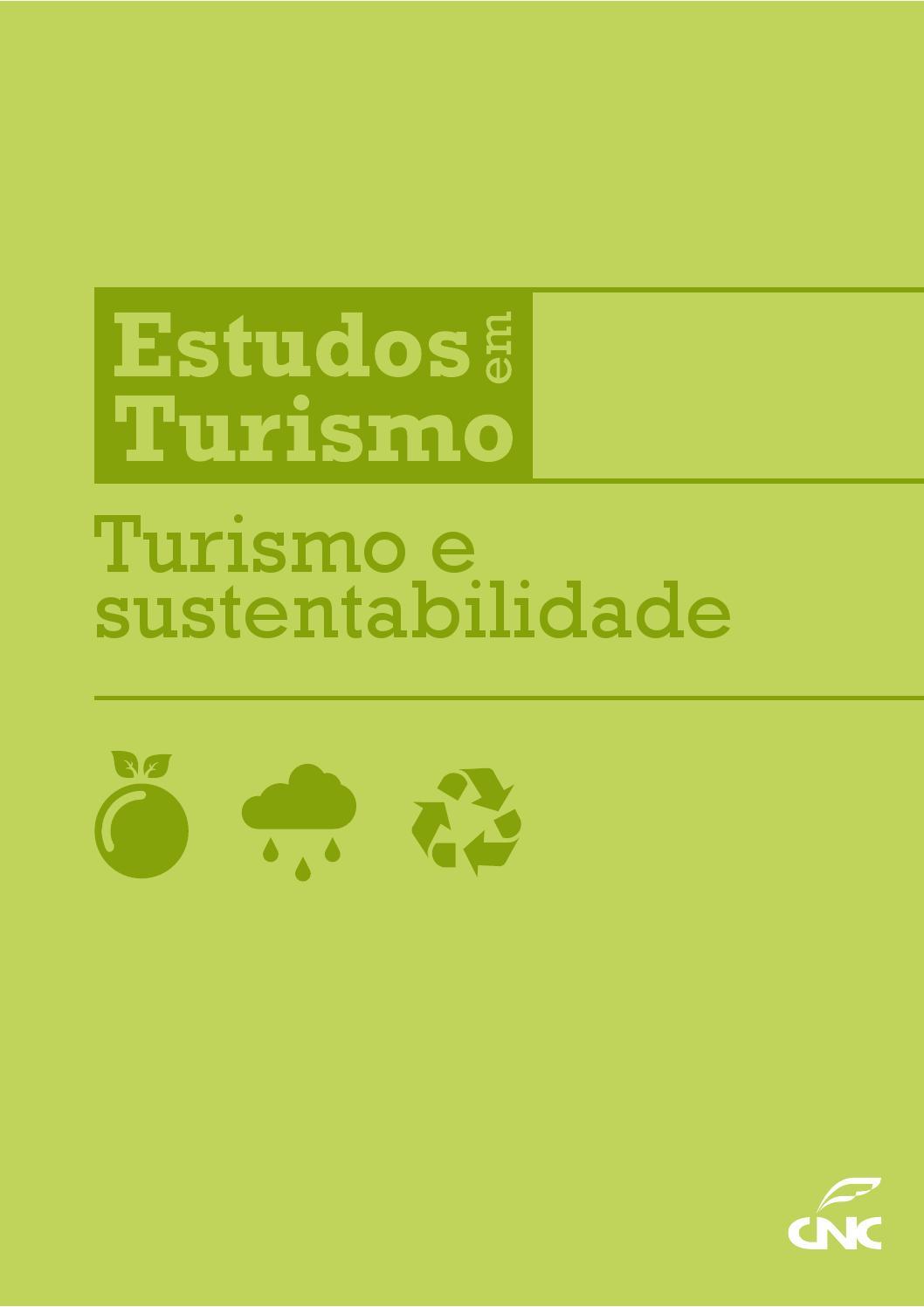 d9cfa1754b1 estudos em turismo turismo e sustentabilidade by Abeoc Nacional - issuu