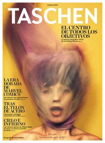 TASCHEN Revista Invierno 2014 15 (Edición español) by TASCHEN - issuu 90826040f559