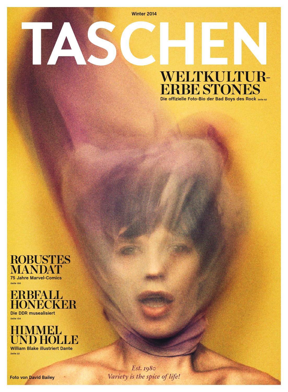 Taschen Magazin Winter 201415 Aktuelle Deutsche Ausgabe