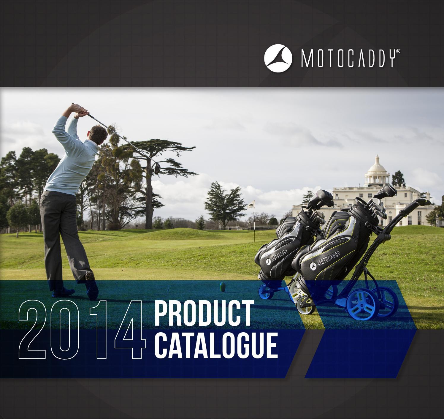 2014 Motocaddy Product Catalogue by Motocaddy - issuu