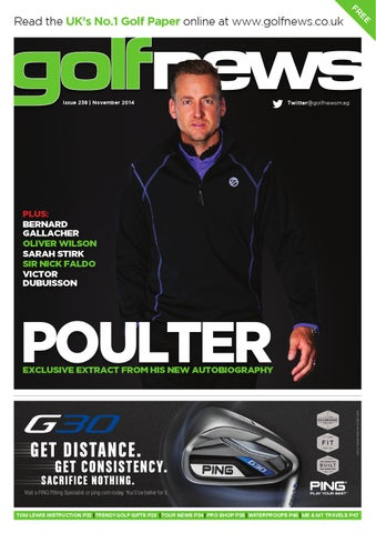 fb1b69dbc5f Golf News November 2014 by Golf News - issuu
