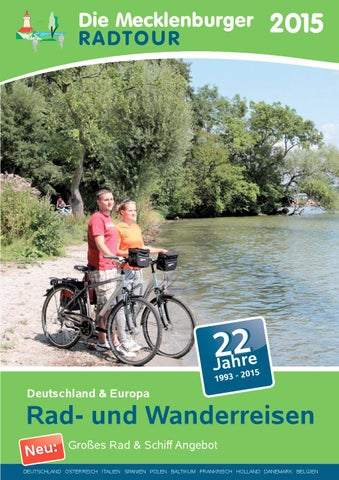 ba16c774ed56de DIe Mecklenburger Radtour - Katalog 2015 by JAKOTA - issuu