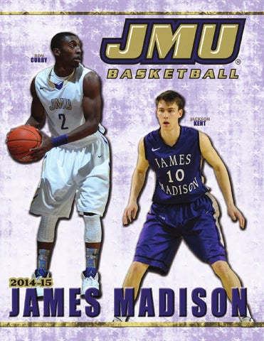 a2a90940941 2014-15 James Madison Men s Basketball Media Guide by James Madison ...